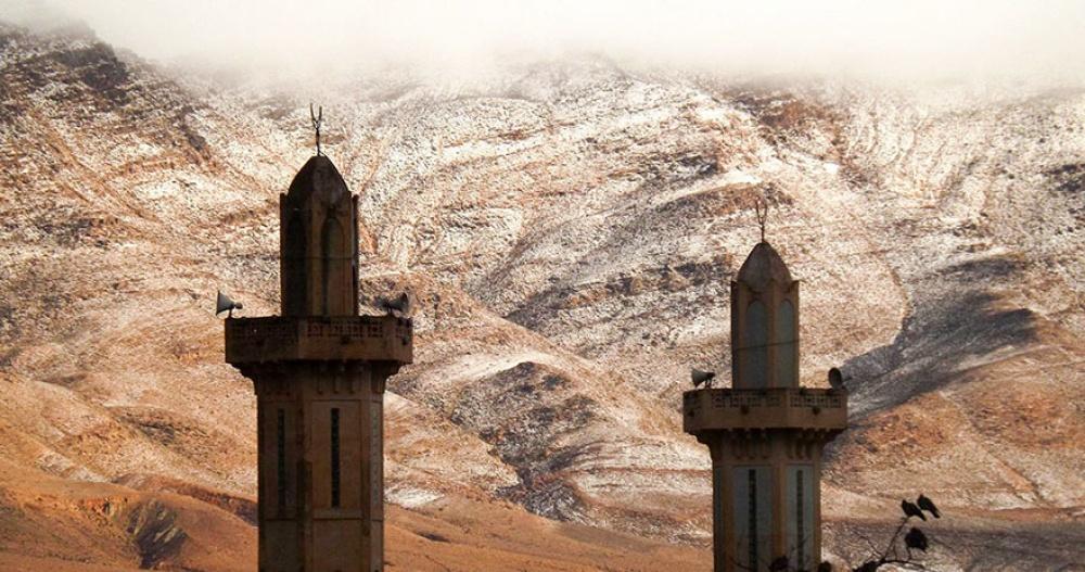 © Karim Bouchetata   Вопреки распространенному мнению, пустыня вовсе нетак уныла