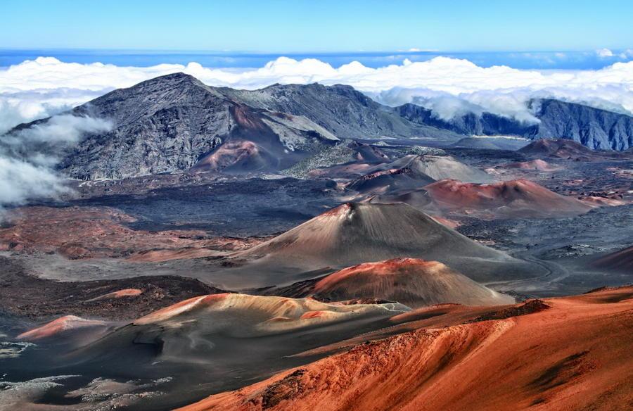 1. Национальный парк гавайских вулканов. Национальный парк гавайских вулканов основали еще в 1916 го
