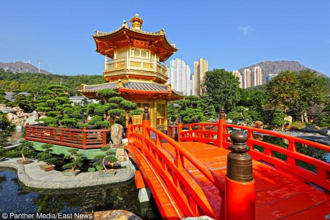 © Eastnews  Женский монастырь ЧиЛин вГонконге Китай— страна удивительная ипрекрасная. Само