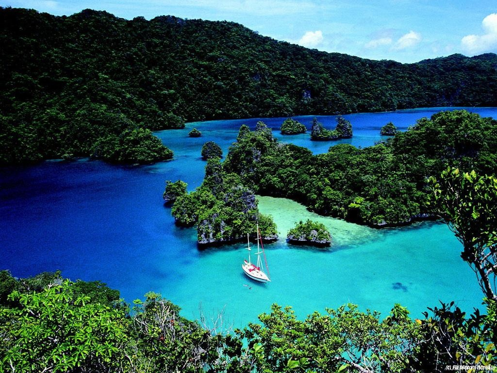4. Фиджи Фиджи — 333 острова в южной части Тихого океана, 333 места для романтических свиданий и при