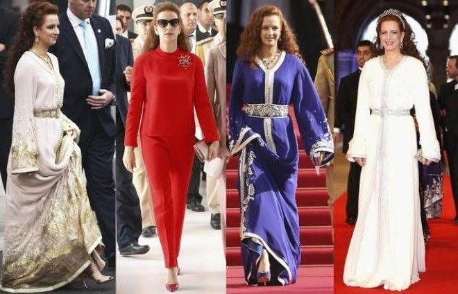 Благотворительность 37-летняя Лалла – жена короля Марокко и мать двоих детей. По марокканским закона