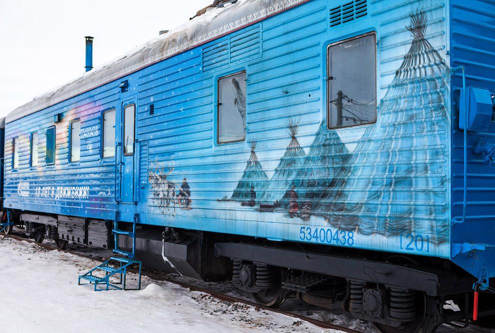 9. Экипаж восстановительного поезда всегда готов выехать на помощь, но пока тренируется у себя