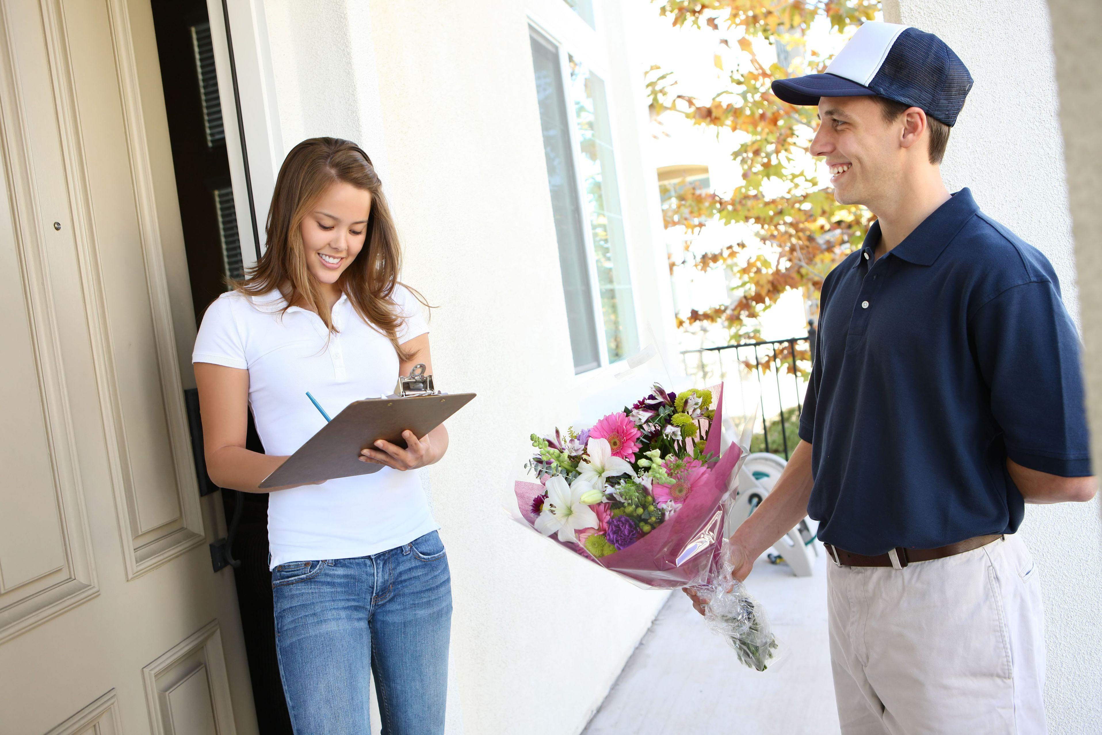Цветочный салон с превосходным сервисом доставки (1 фото)