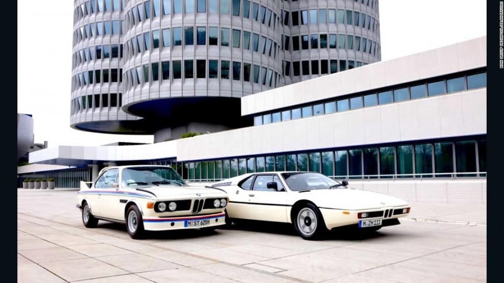 BMW (нем. Bayerische Motoren Werke, Баварские моторные заводы) в этом году отмечает столетний юбилей