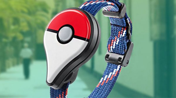 Аксессуар Pokemon GoPlus выйдет через неделю