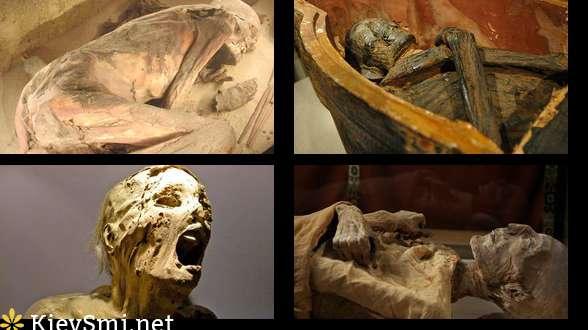 Ученые поведали отайнах старинных мумий