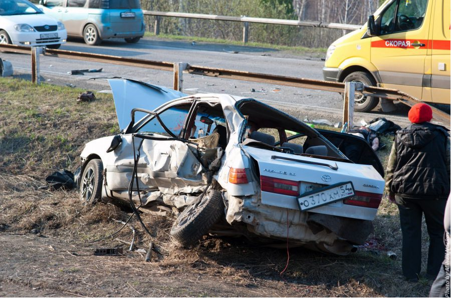 2-ая экспертиза ДТП сМовшиным показала, что виноват шофёр Тойота Premio