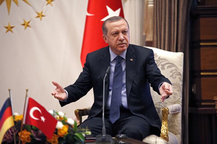 Эрдоган обвинил Германию вподдержке ипокрывательстве терроризма