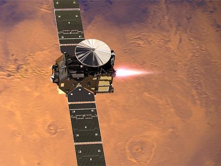 Съезд США одобрил миссию NASA наМарс в 2033-м году
