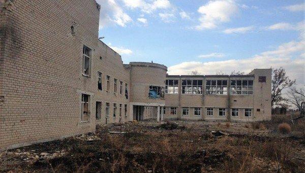 Ранения получили двое мирных граждан  — Обстрел Марьинки