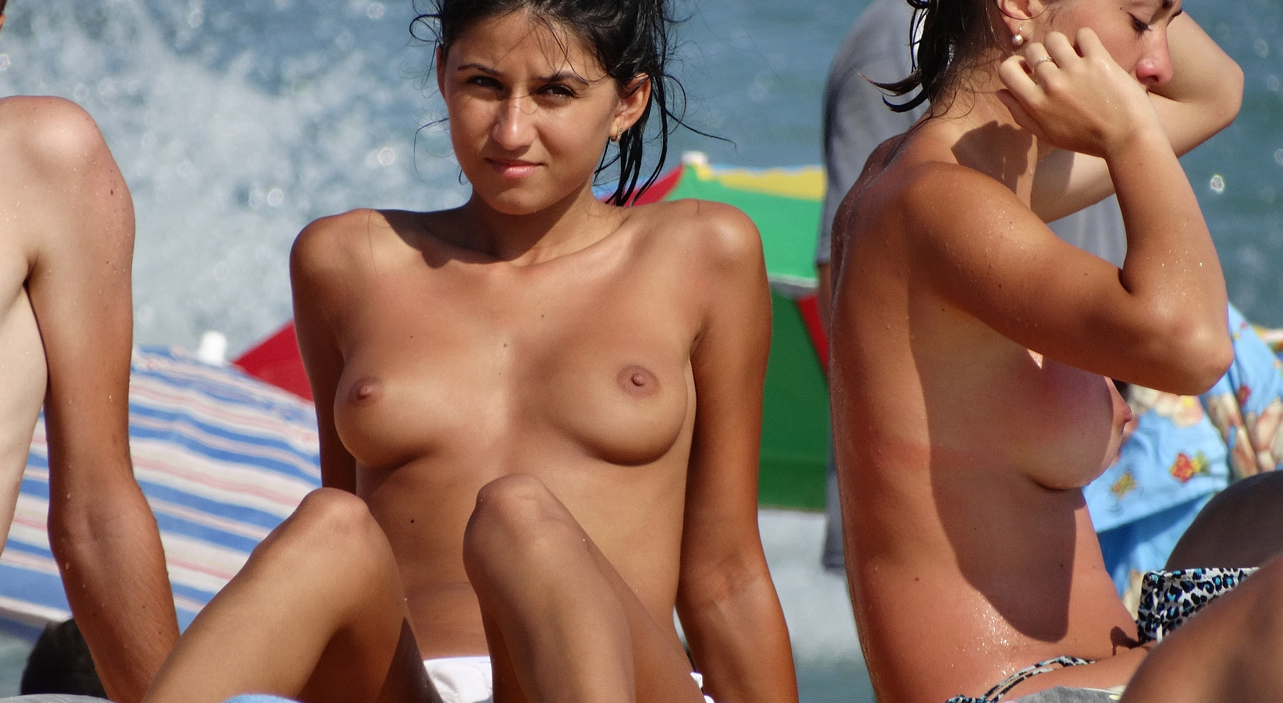 Innocent amature nudists