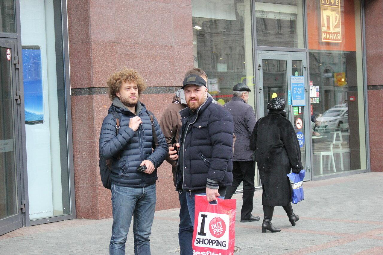 Блогер Илья Варламов