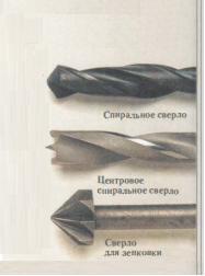 Сверла для ручных дрелей