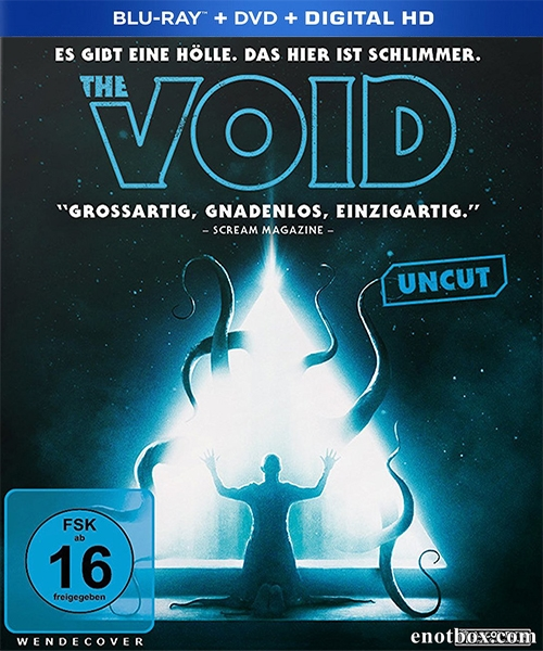 Пустота / The Void (2016/BDRip/HDRip)