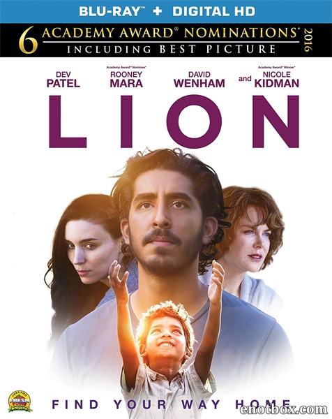 Лев / Lion (2016/BDRip/HDRip)