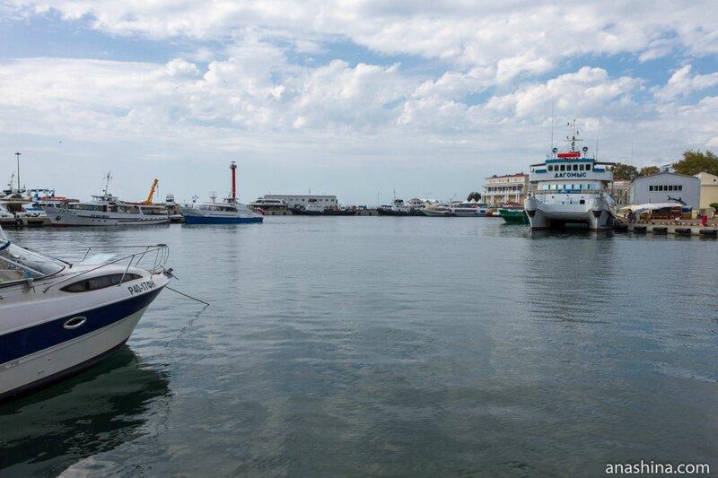 Акватория, Сочинский морской порт, Сочи