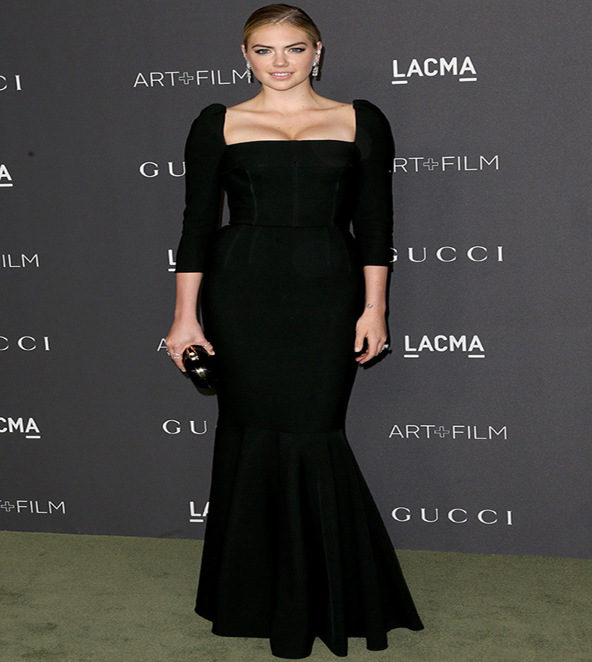 Kate Upton - LACMA Art + Film Gala 2016