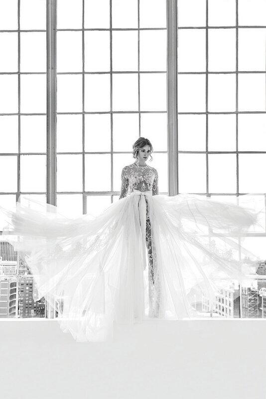 Zuhair Murad Bridal spring 2018