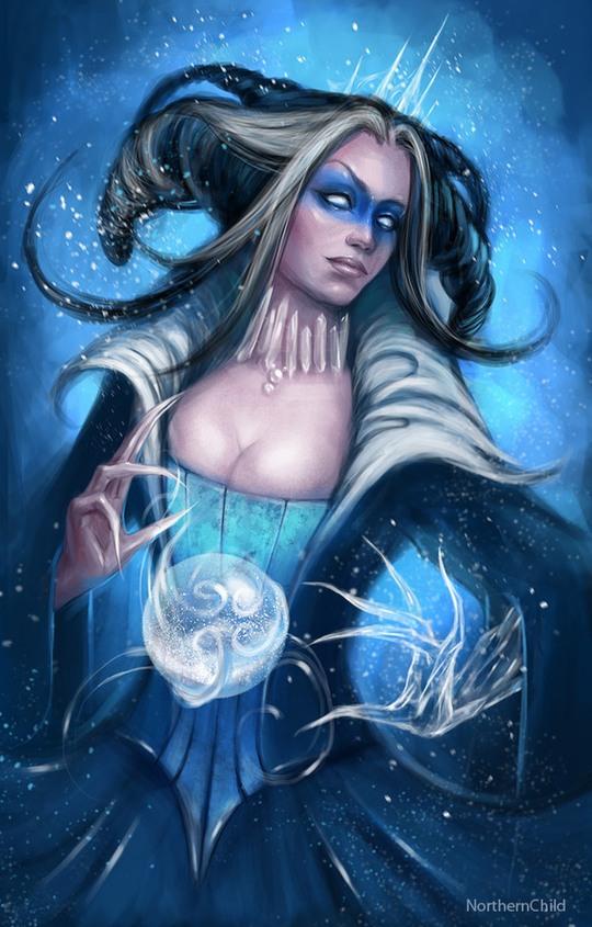 Hot CG Art by TatianaVetrova