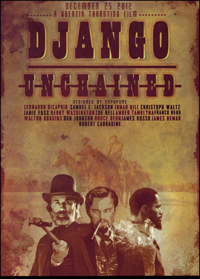 Posters Django Unchained