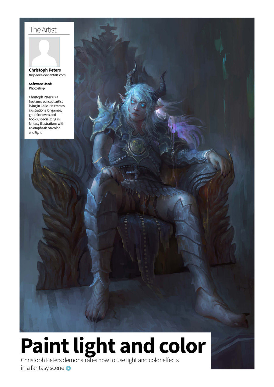 2DArtist Magazine – Issue 120