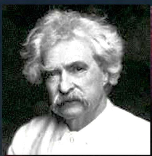 Марк Твен. Mark Twain 2.JPG
