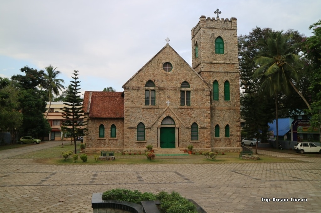 Mateer Memorial CSI Church