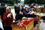 Перед освящением малого собора Христа Спасителя г. Калининграда.