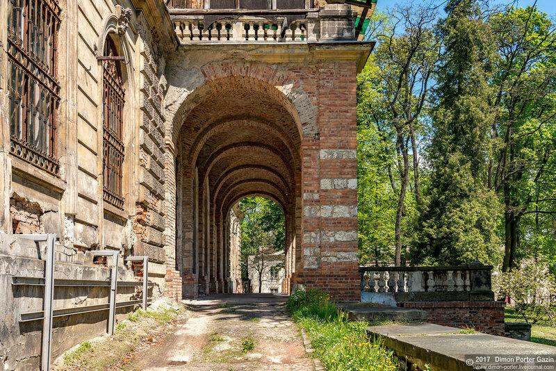 Польша. Пилицкий замок
