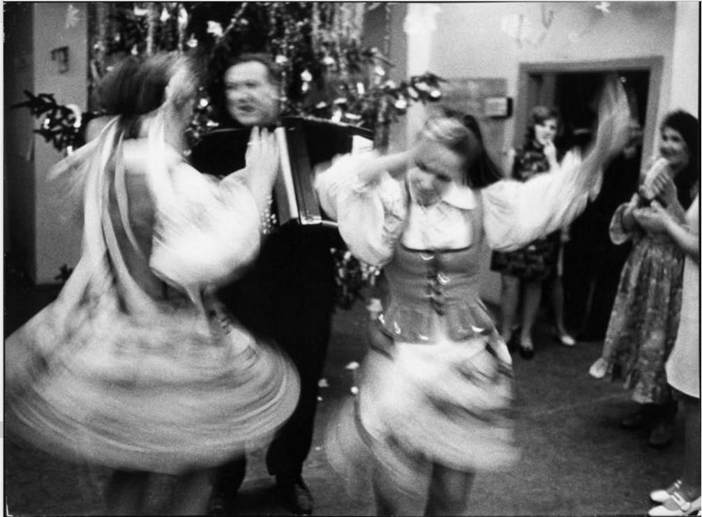 1970-е. Танец
