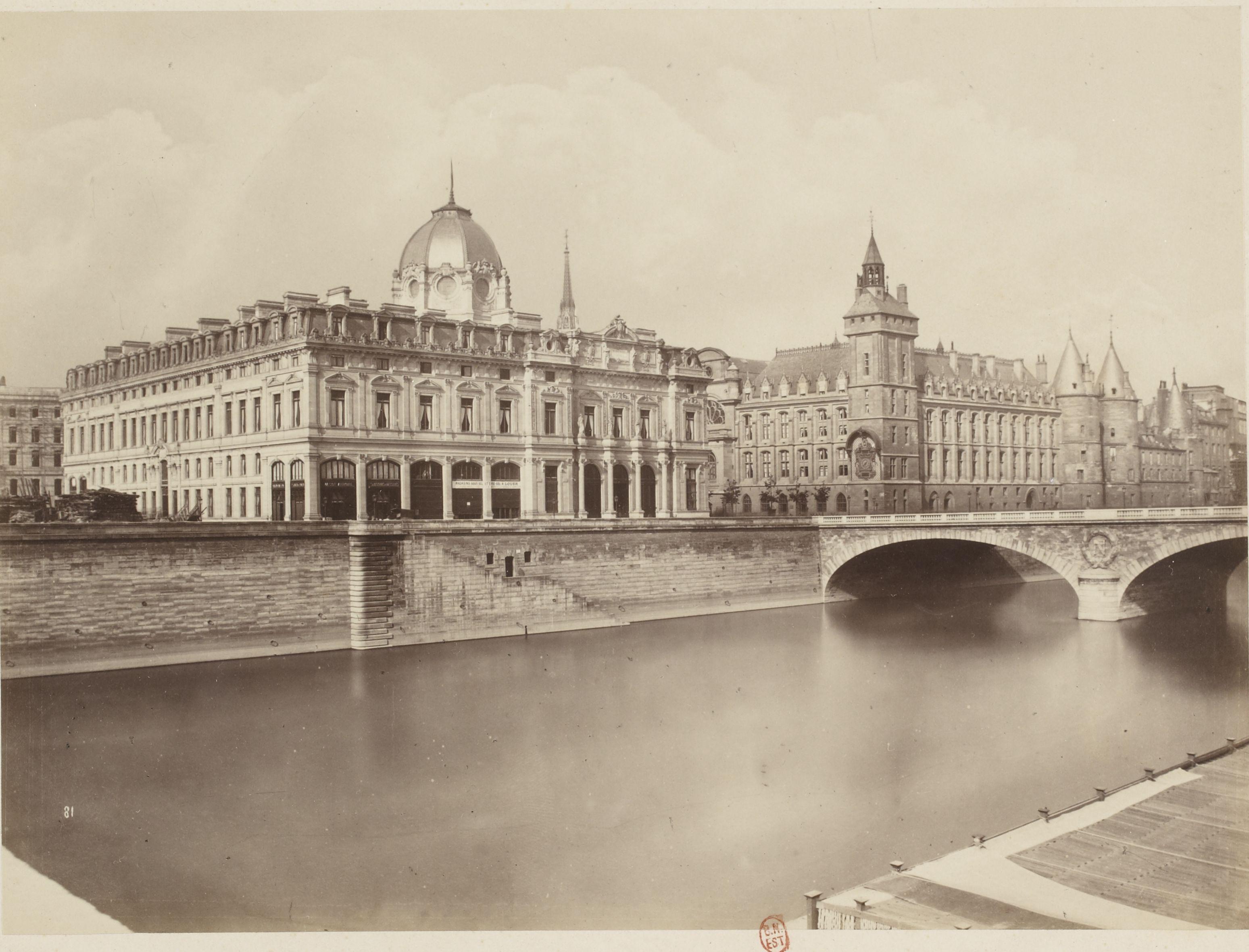 Коммерческий суд и Дворец правосудия