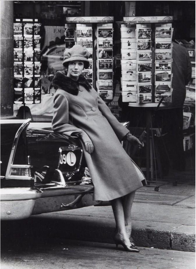 1958. Vogue. 7 августа