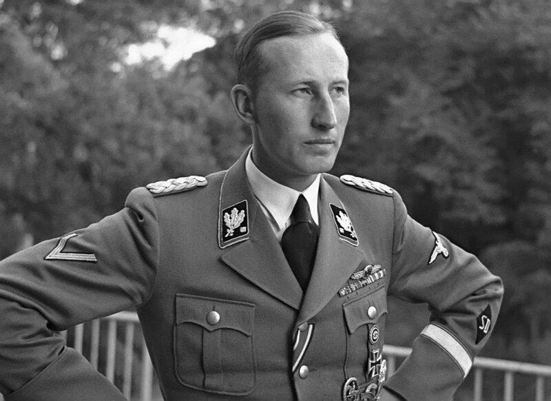 Обергруппенфюрер СС Рейнхард Гейдрих