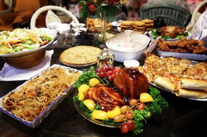 Рождественские блюда разных стран