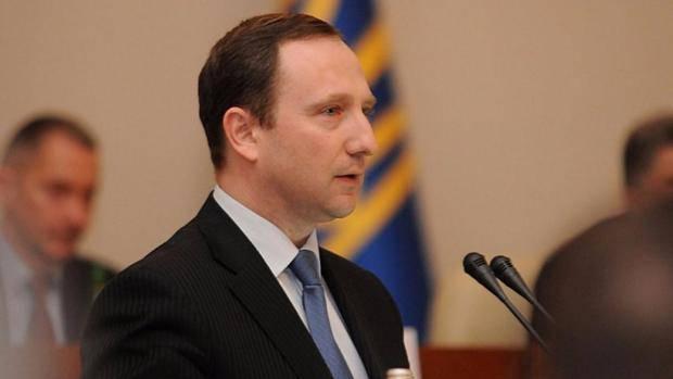 Новый глава АП в 2015 году задекларировал почти миллион гривен доходов