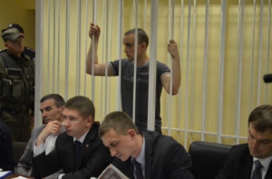 В очередной раз судебное заседание по Денису Полищуку