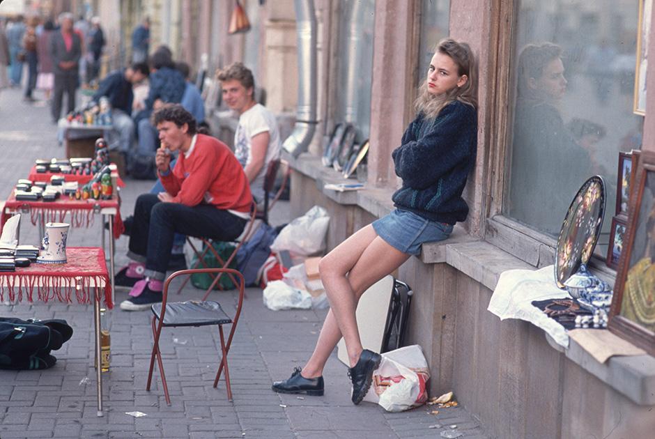 Юбка 1990 года