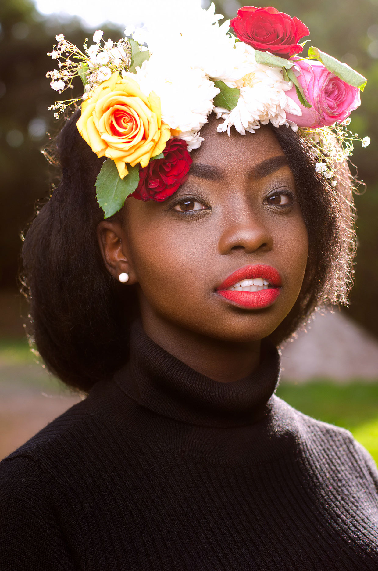 DEBUT PROJECT : Michelle Ngelechei