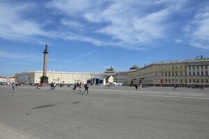 Достопримечательности Санкт-Петербурга: Здание Главного штаба