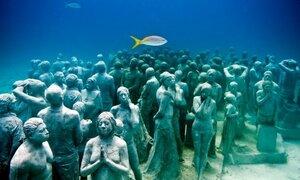 Искусственные рифы для дайвинга