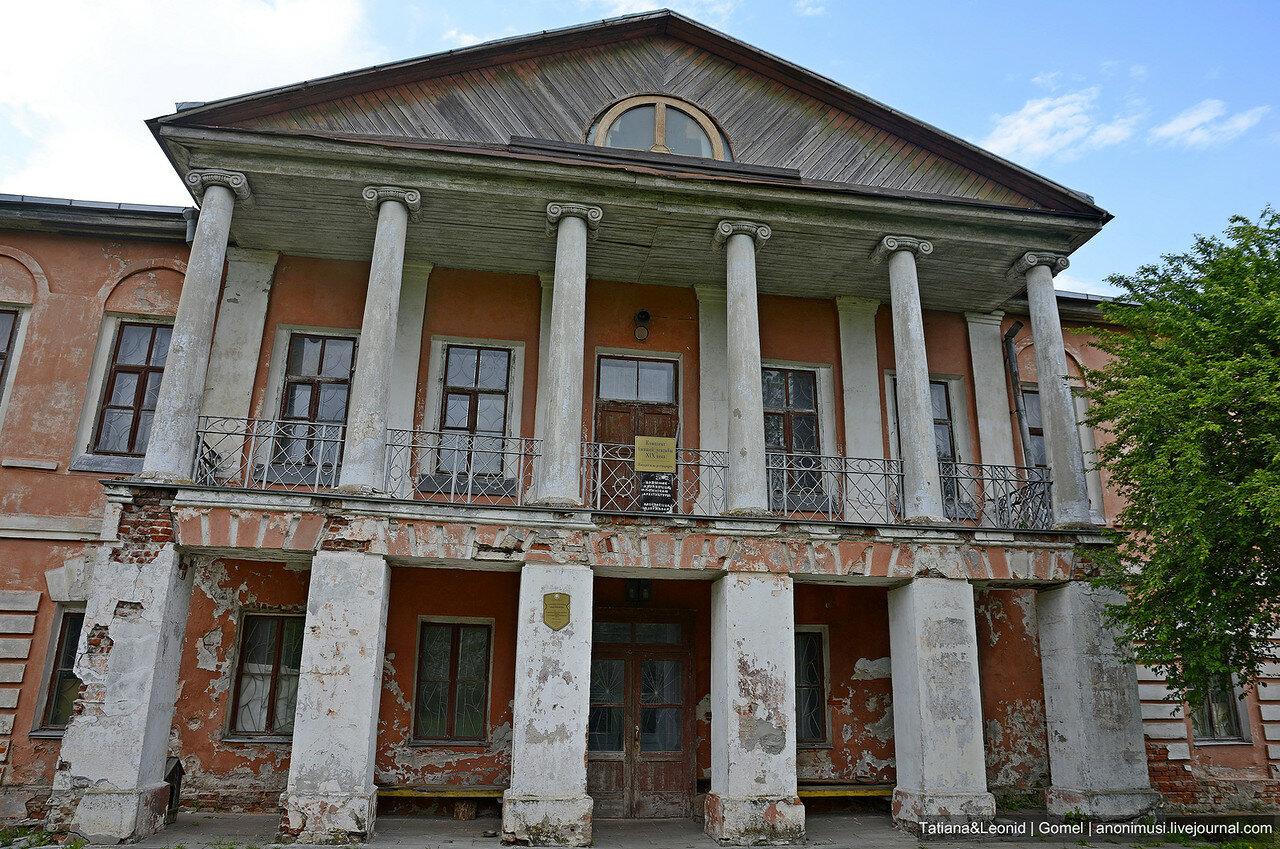 Усадьба в деревне Хальч. Ветковский р-н