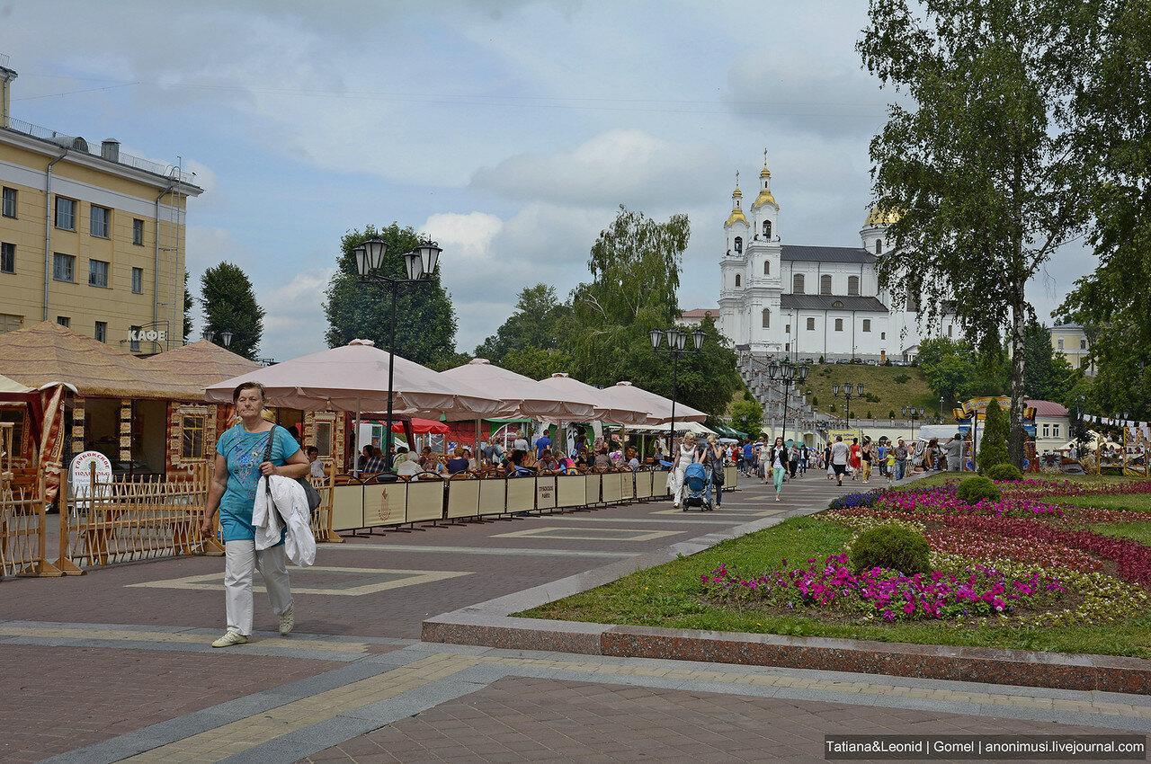 Прогулка по Витебску