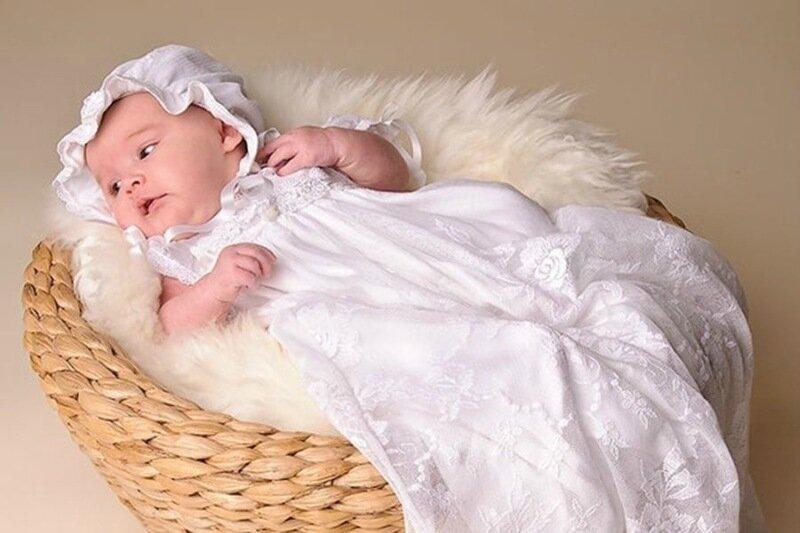 Мальчик или девочка? Конверт для новорожденного