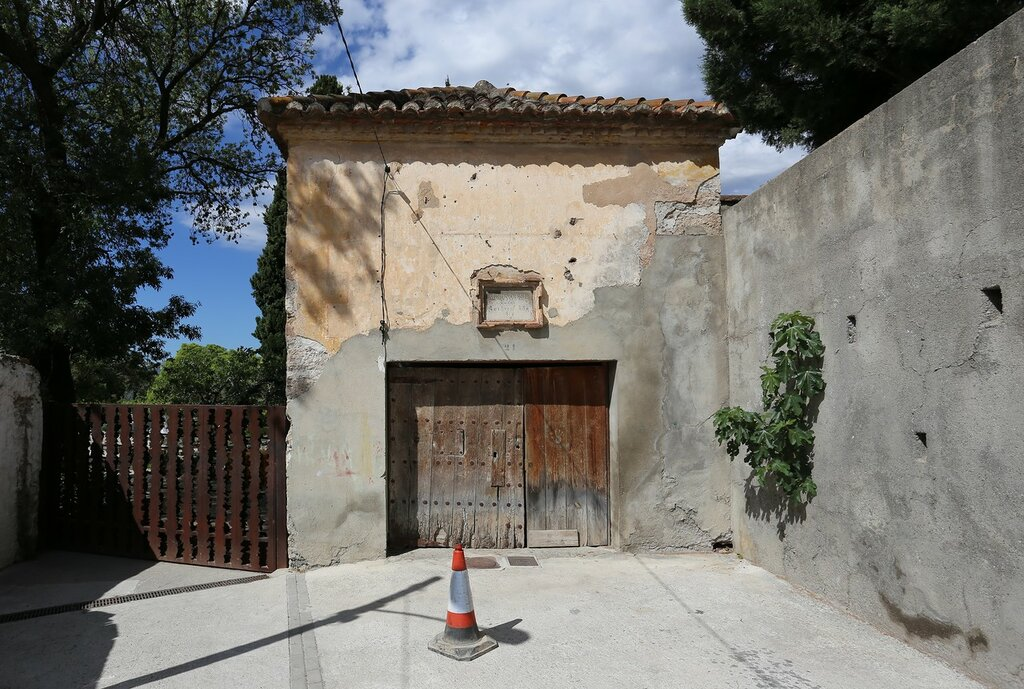 Велес-де-Бенаудалья. Мельница Сан-Хосе (Molino de San José)