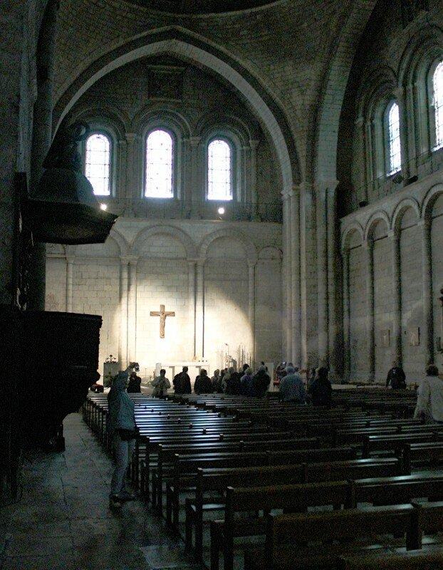 Перигё. Церковь Святого Этьена (Eglise Saint Etienne de la Cité)
