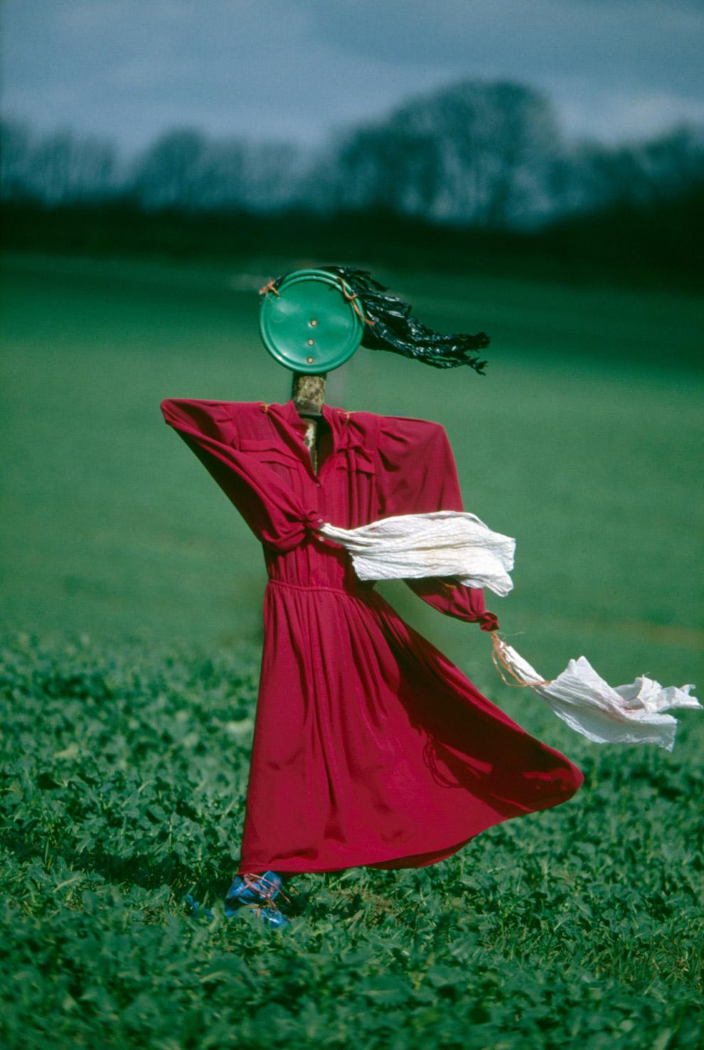 5. Пугала бывают и в детских сказках. Например, Страшила — один из ключевых персонажей «Волшебн