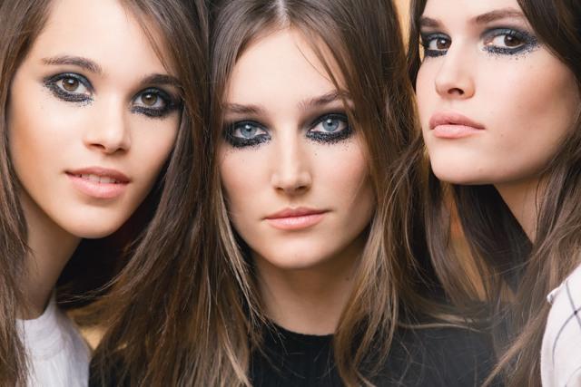 Модный макияж и прическа весеннего сезона 2016