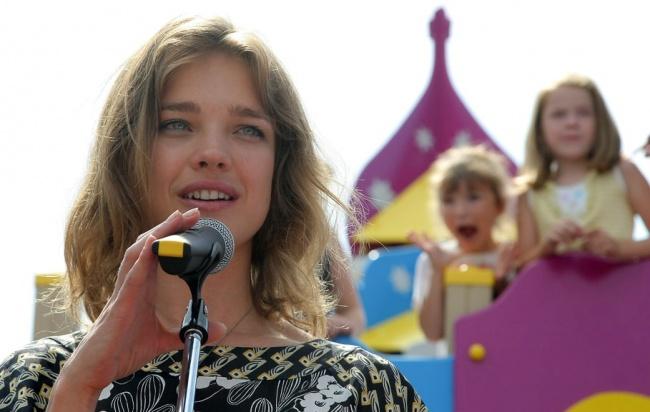 Прекрасная россиянка Наталья Водянова прославилась навесь мир нетолько как суперуспешная модель, н
