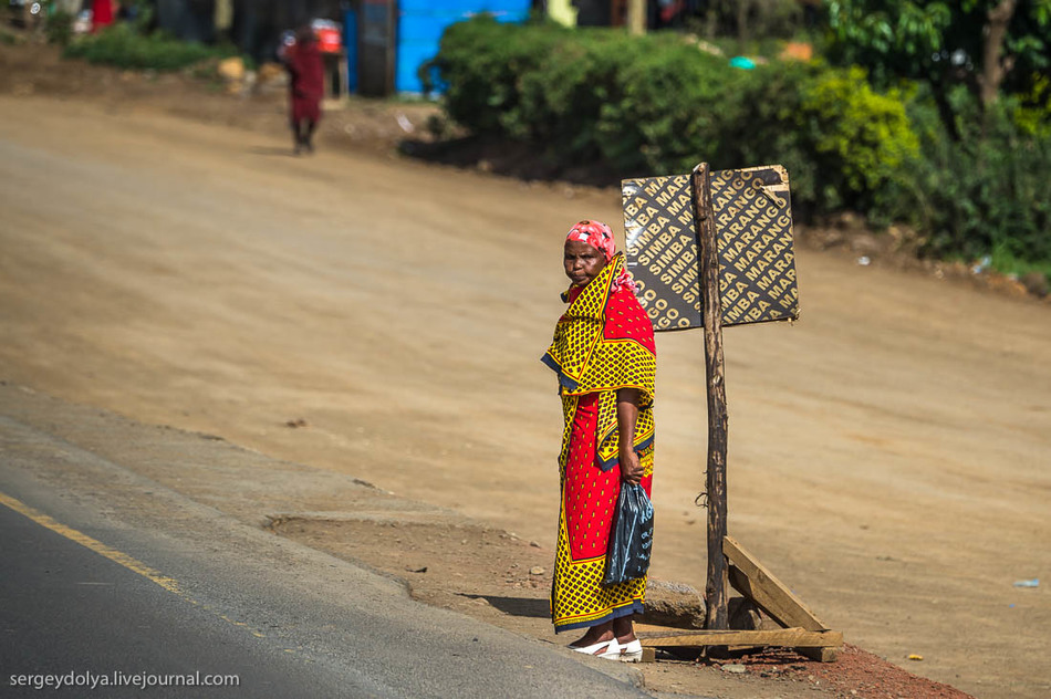 Нелегкая жизнь Танзанийскиx женщин