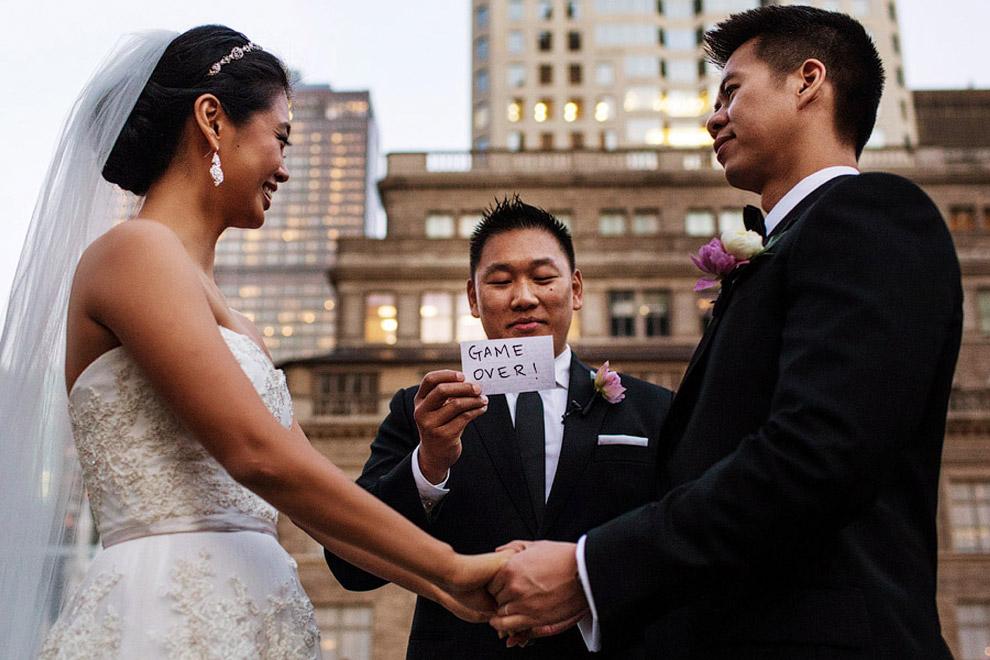 неудачная свадебная фотосессия вкручивании